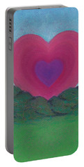 Love Rising Portable Battery Charger