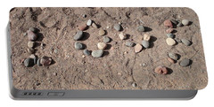 Love Rocks Portable Battery Charger