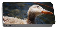#loveduck Portable Battery Charger by Becky Furgason