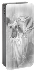 Portable Battery Charger featuring the photograph Loveliness by Peggy Hughes