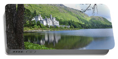 Lovely Kylemore Abbey Portable Battery Charger