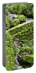 Portable Battery Charger featuring the photograph Lovely Waterfall by Kim Bemis