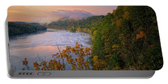 Lovers Leap Sunrise Portable Battery Charger