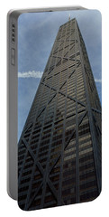 Low Angle View Of A Building, Hancock Portable Battery Charger by Panoramic Images
