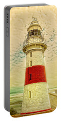 Portable Battery Charger featuring the photograph Low Head Lighthouse by Wallaroo Images