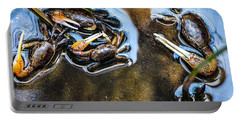 Low Tide Breakfast  Portable Battery Charger