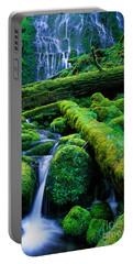 Lower Proxy Falls Portable Battery Charger