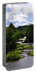 Lower Tahquamenon Falls Ll Portable Battery Charger