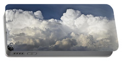 Lubbock Cloud Formation Portable Battery Charger