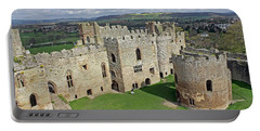 Ludlow Castle Chapel And Great Hall Portable Battery Charger