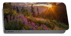 Lupine Meadows Sunstar Portable Battery Charger