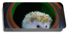 Lyla The Hedgehog Portable Battery Charger