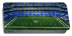 M And T Bank Stadium Portable Battery Charger