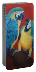 Macaws   Portable Battery Charger