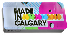 Made In Calgary Portable Battery Charger