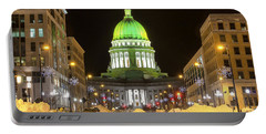 Madison Capitol Portable Battery Charger