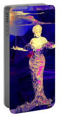 Mae West. Ladies Embrace Your Curves Portable Battery Charger
