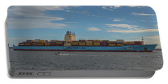 Maersk Line Beaumont Portable Battery Charger