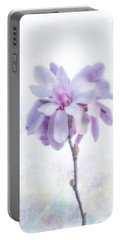 Portable Battery Charger featuring the photograph Maggie by Elaine Teague