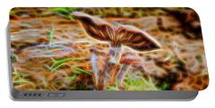 Magic Mushroom-5 Portable Battery Charger