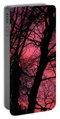 Magic Sunset  Portable Battery Charger