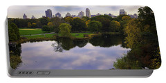 Magical 1 - Central Park - New York Portable Battery Charger