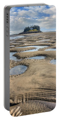 Portable Battery Charger featuring the photograph Magical Maine by Tammy Wetzel