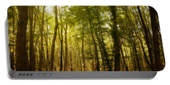 Magical Woodlands Portable Battery Charger