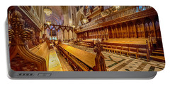 Magnificent Cathedral I Portable Battery Charger