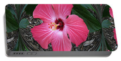 Portable Battery Charger featuring the photograph Magnificent Flower by Oksana Semenchenko