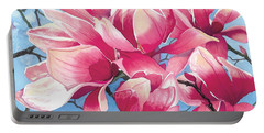Magnolia Medley Portable Battery Charger