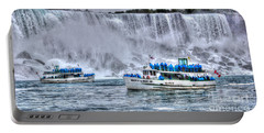 Maid Of The Mist Portable Battery Charger
