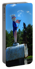 Mail For Uncle Sam Portable Battery Charger