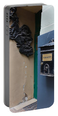 Mailbox At Bulgakov House Museum Portable Battery Charger by Panoramic Images