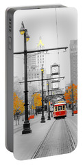 Main Street Trolley  Portable Battery Charger