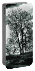 Portable Battery Charger featuring the photograph Majesty by Lauren Radke