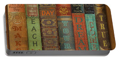 Make Each Day-books Portable Battery Charger