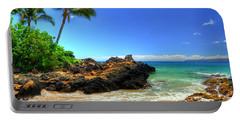 Makena Secret Cove Paako Beach Portable Battery Charger