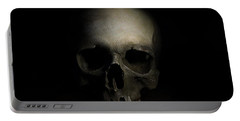 Male Skull Portable Battery Charger
