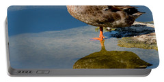 Mallard Reflection Portable Battery Charger