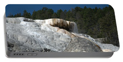 Mammoth Hot Springs 1 Portable Battery Charger