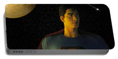 Man Of Steel Portable Battery Charger