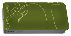 Man Versus Nature Portable Battery Charger