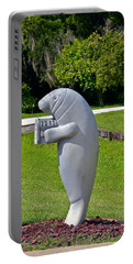 Manatee Mailbox Portable Battery Charger