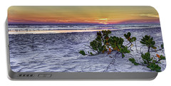 Mangrove On The Beach Portable Battery Charger