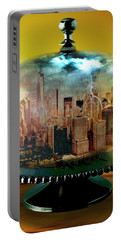 Manhattan Under The Dome Portable Battery Charger