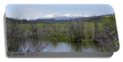 Lake Manitou Sp Woodland Park Co Portable Battery Charger