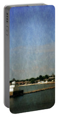 Manitowoc Breakwater Light 2.0 Portable Battery Charger