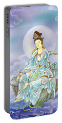 Many Treasures Avalokitesvara  Portable Battery Charger