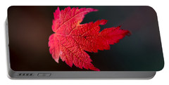 Maple Leaf Portable Battery Charger